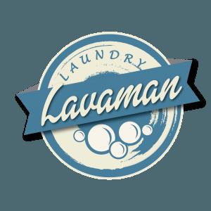 lavaman laundry logo