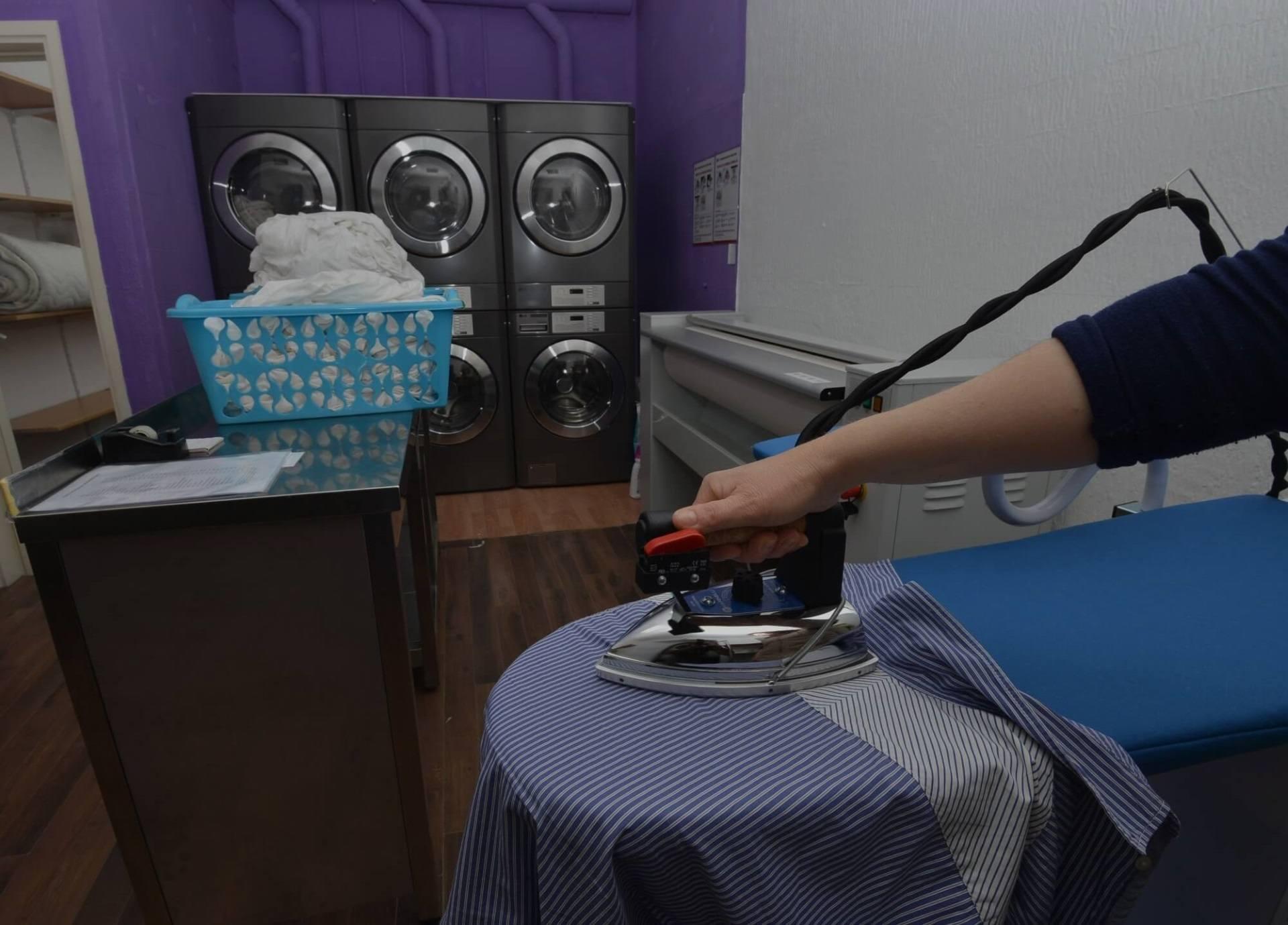 ironing lavaman service